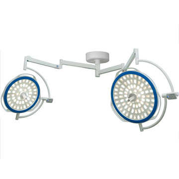 Ceiling Mounted Two Domes Led Shadowless Operating Light