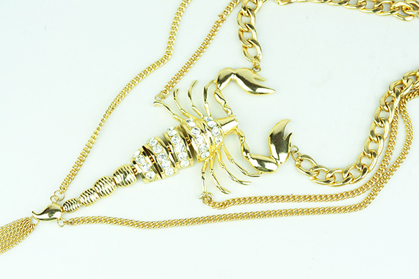 Animal Shape Necklace