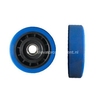 Step Roller for Otis Heavy Duty Escalators 100*25*6204