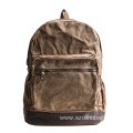Durable Canvas Laptop Bulletproof Backpack for Men
