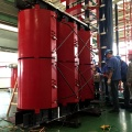 2840KVA 12.47/0.6KV dry type traction rectifier transformer
