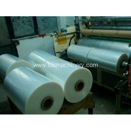Plastics Wrapping Miƙa Film Yin Machine Center