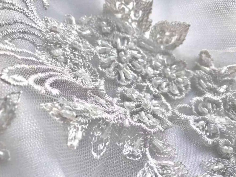Handwork Embroidery Fabric