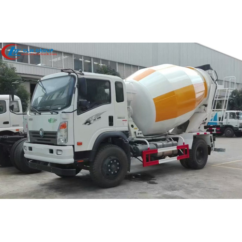 Brand New SINO 8yd Concrete Transport Truck