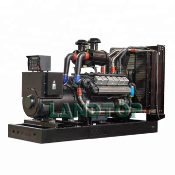CE&ISO approved Cummins engine 150 kva diesel generator