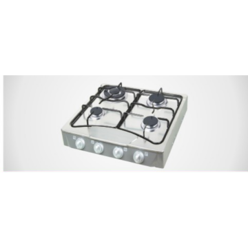 3 Fire Burner with Hot Plate