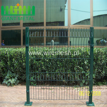 G.I. Welded Concrete Reinforcement Fence Panel