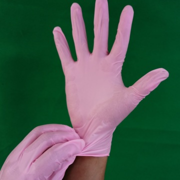 The Hospital Specializes in Disposable Gloves