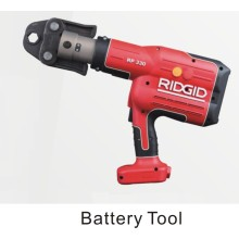RIDGID Press Tool For Press Fittings