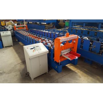 Color Steel Self Locking Roll Forming Machine