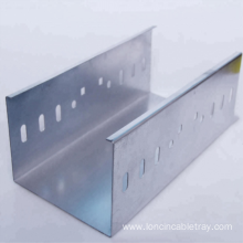Galvanized channel steel metal electric type cable tray