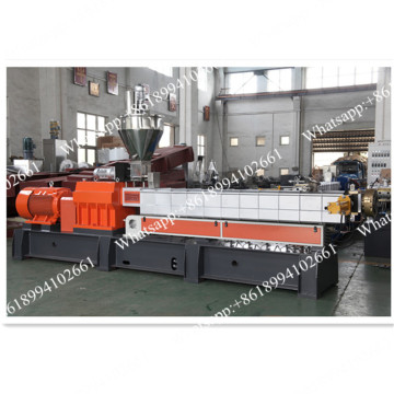 Plastic glass fiber reinforcement masterbatch extruder