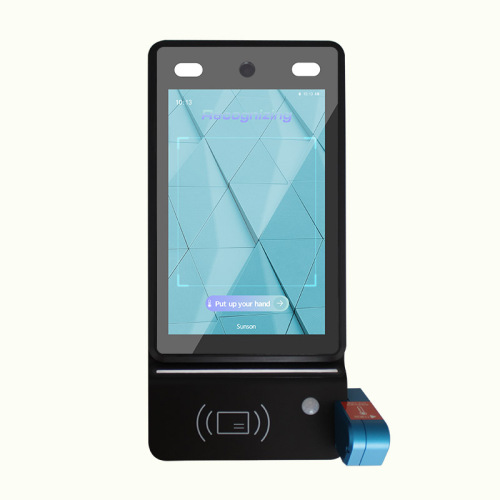 Facial Recognition Fever Scanner Pad Kit
