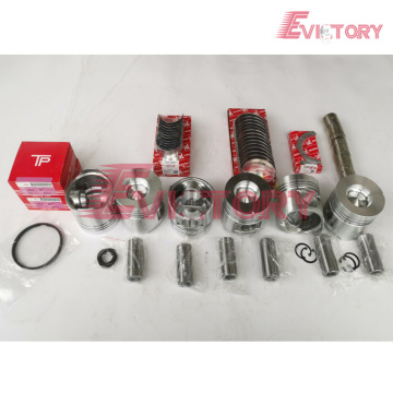TOYOTA 12Z rebuild overhaul kit gasket bearing piston