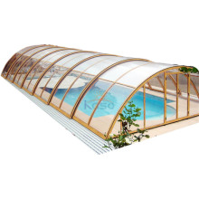 Heat Enclosure Part Round Swimming Pool Cover