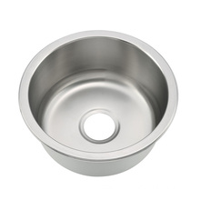 D420A Undermount Single Bowl Kitchen Sink