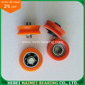624zz glass mirror shower door rollers bearings wheels
