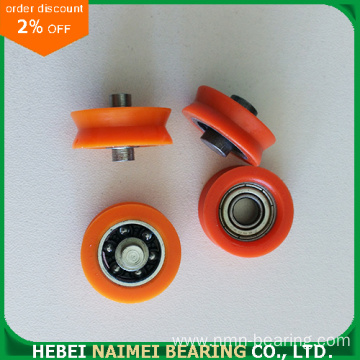 POM Plastic Coated Ball Bearing