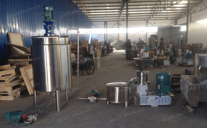 Commerical Cocoa Beans Processing Grinder Machine Price