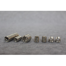 Customize any size right handed thread insert