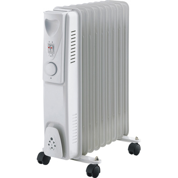 2500W electric oil filled radiator heater