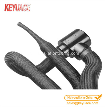 Braided Expandable Electric Cable Protective Sleeve