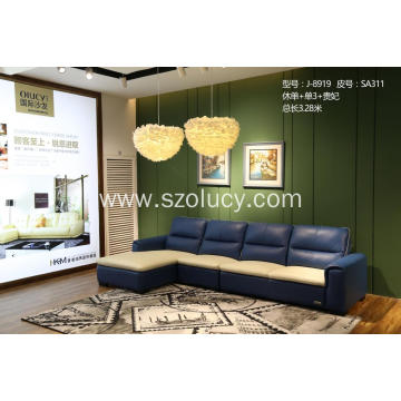 Sofa for small rooms
