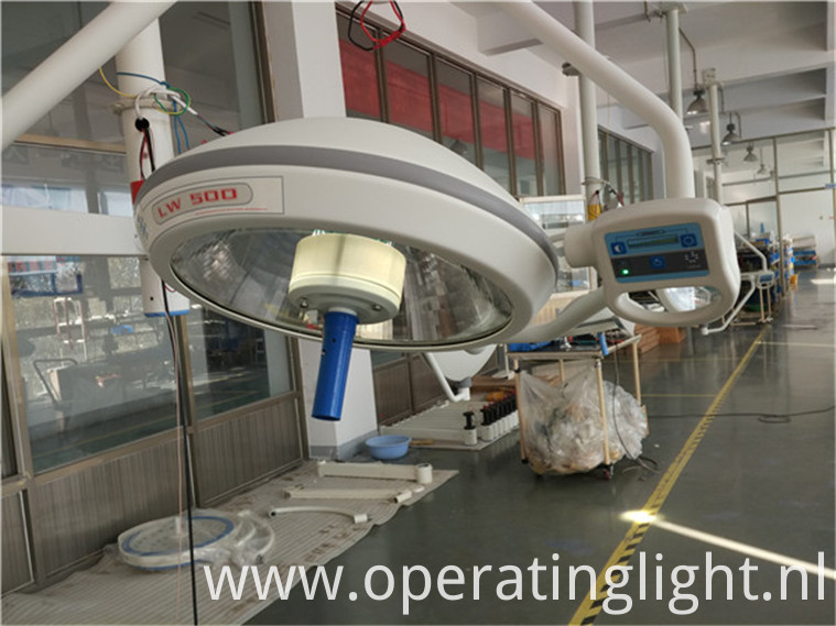 operating light (38)