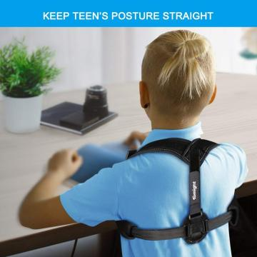 Back Shoulder Support Belt Posture Corrector