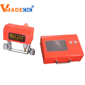 portable marking machine for steel
