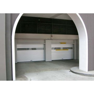 Factory Price Turbine Fast Roller Shutter Door