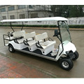 Gasoline Golf cart sightseeing cars/bus