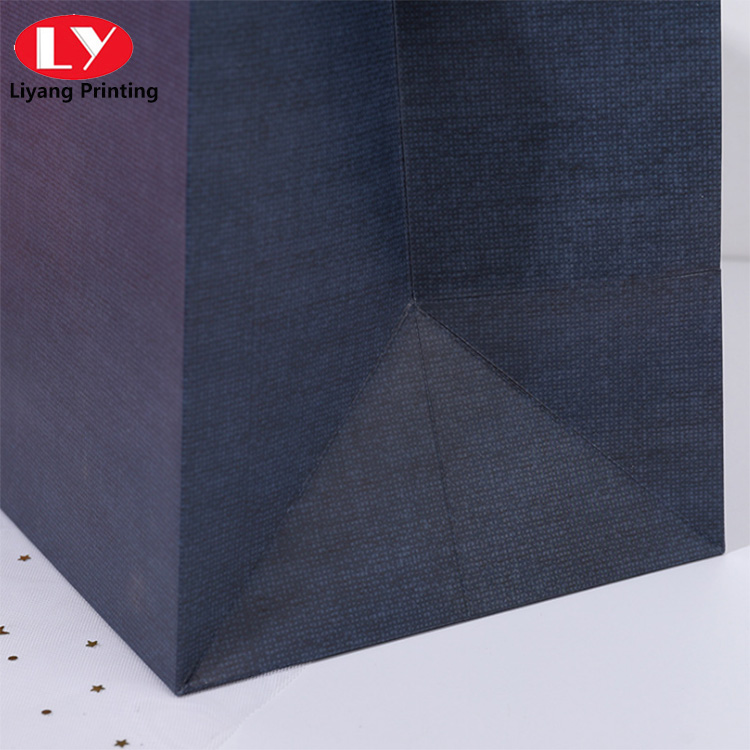 Kraft Handle Paper Bag