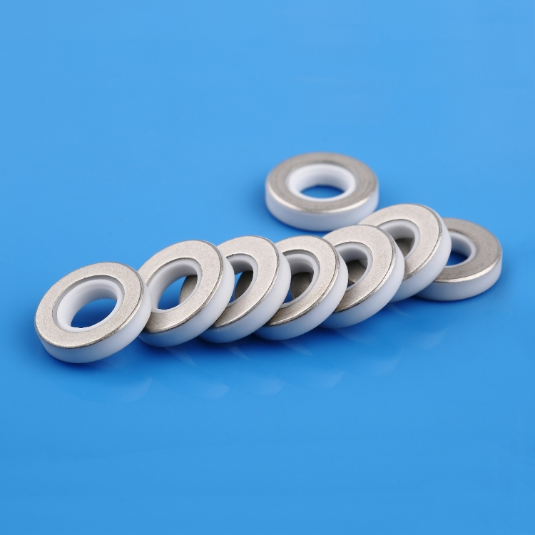 Metallized Ceramic Washer