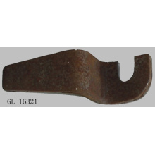 Semi Trailer Door Latch Hook