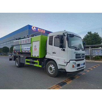 8000L  Suction-type Street Sewer Cleaning Truck