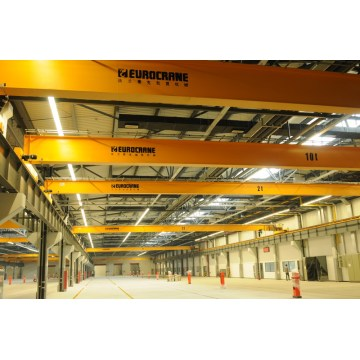 20t double-girder overehead crane