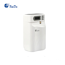 White lockable Perfume Dispenser for hotel