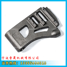 Alloy Steel Casting Foundry For Forklift Truck