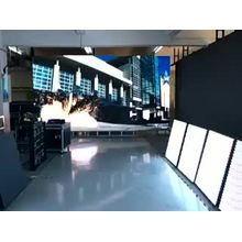 HD Customized Size Indoor Rental LED Screen
