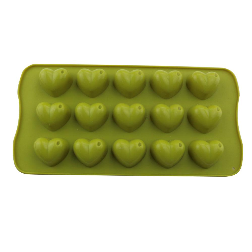 BPA Free Silicone Chocolate Candy Mold​ Baking Tools