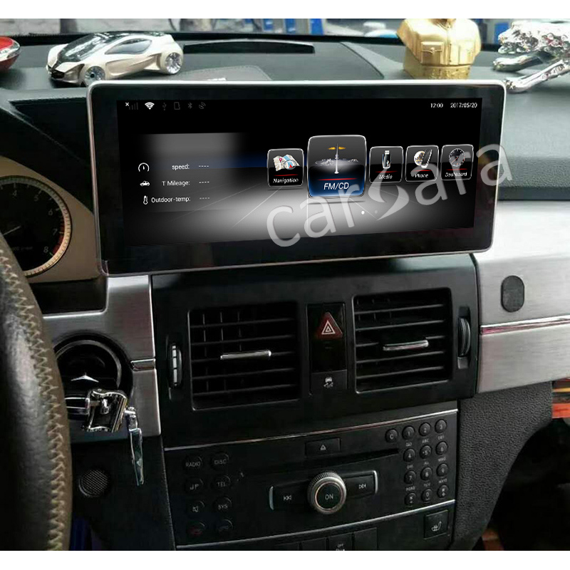 GPS Nacigation for Benz GLK 08-12
