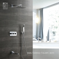Cold And Hot Three Function Shower Faucet Set