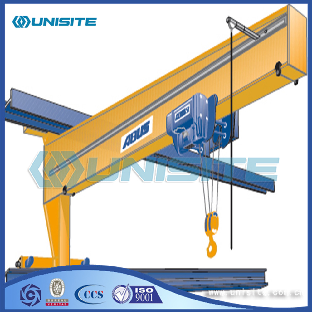 Hoisting steel equipment design