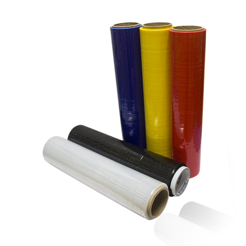 China Customized Clear Shrink Wrap Commercial Plastic Wrap