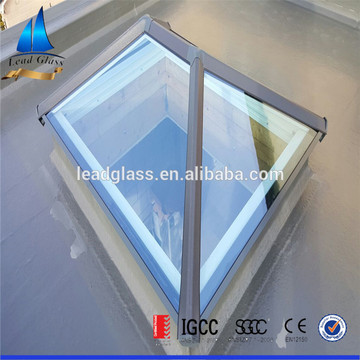 10mm Tempered Laminated Glass Price For Ceiling