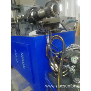 Solid Bar Cutting Machine with Hydraulic Clamping Feed