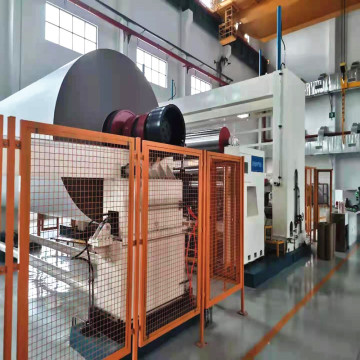 Papermill Paper Slitting and Rewinding Machine