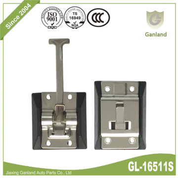 Stainless Steel Spring Loaded Door Hold Back Set
