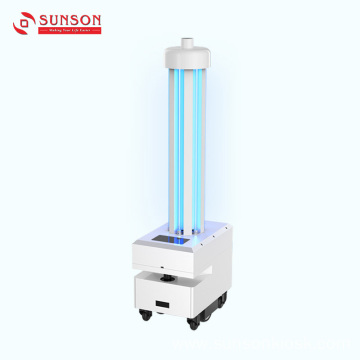 Ultraviolet Ray Disinfection Robot